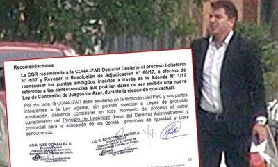 Dictamen de Contraloría también cuestiona a Daruma SAM S.A. y denuncia monopolio – Diario TNPRESS