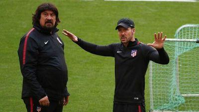 """Mono Burgos: """"Mandé un mensaje al Cholo tras perder con el Madrid, pero no contestó"""""""