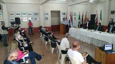 "Castiglioni: ""Para el Paraguay es fundamental el Alto Paraná"""