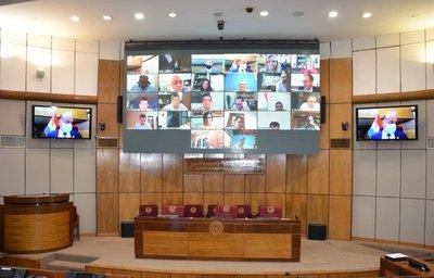 Hoy se instala la Comisión Permanente del Congreso