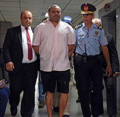 Wilmondes Sousa abandona su prisión domiciliaria sin dar aviso
