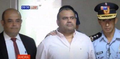 Juez decretó que Wilmondes vaya a Tacumbú pero le revocaron