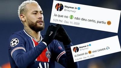 """¿Pichado?: Neymar critica duramente los premios """"TheBest"""""""