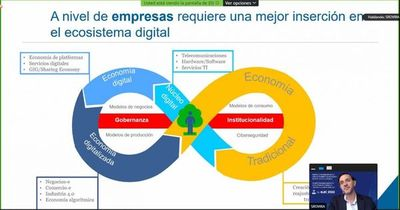 Perspectivas económicas de América Latina aborda la transformación digital como herramienta para el desarrollo
