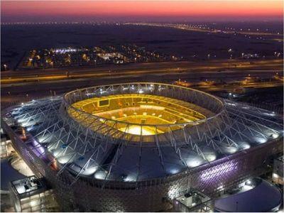 Qatar estrena el cuarto estadio del Mundial a 2 años exactos de la gran final