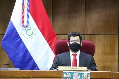 Raúl Latorre fue designado como titular de la Comisión Permanente del Congreso