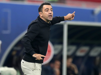 Xavi levanta su cuarta copa con Al Sadd