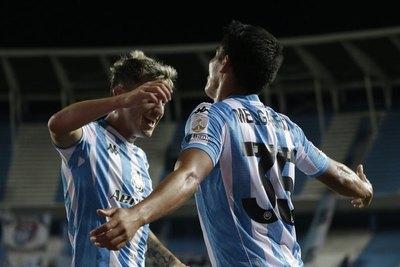 Un paraguayo en el equipo ideal de los cuartos de la Libertadores
