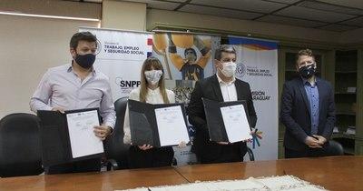 La Nación / Asepy y Sinafocal promoverán el desarrollo de jóvenes emprendedores