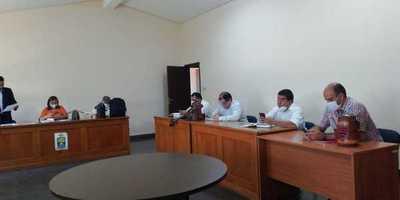 Aplanadora liberal de Junta Departamental aprueba acta de sesión que quedó si quórum