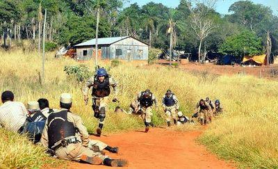 Lío por tierras que acabó en masacre: Promulgarán ley sobre conflictiva Marina cue