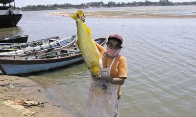 Se puede pescar desde hoy
