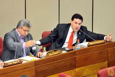 """Proyecto de ley sobre conflicto de intereses es un """"tackle"""" a la corrupción, dice Estigarribia"""