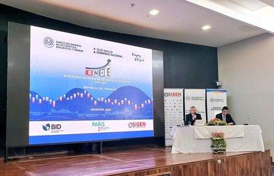 La Dgeec presentó la Estrategia Nacional de Desarrollo Estadístico