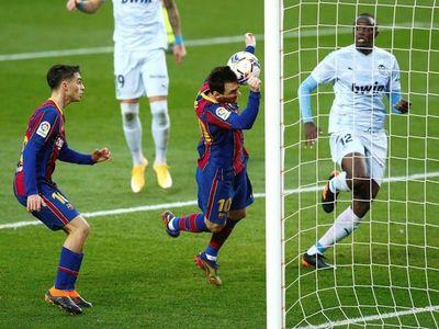 Messi iguala el récord histórico de Pelé
