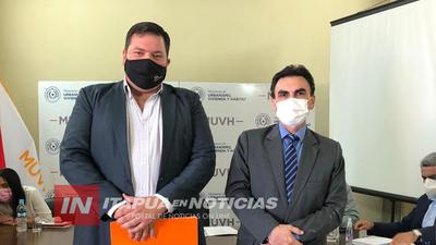 154 FAMILIAS DE FRAM ESPERAN LA CONSTRUCCIÓN DE SU VIVIENDA PROPIA