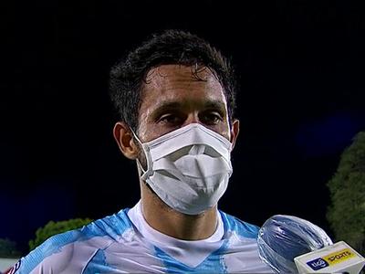 Pese a la derrota, David Mendoza valora la campaña de Guaireña