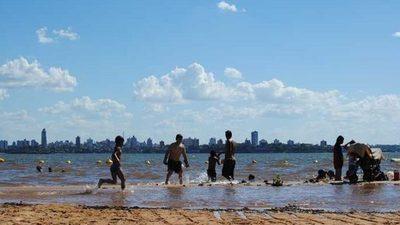 Habilitación de playas encarnacenas, con directrices contrarias