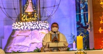 La Nación / Obispo de Caacupé aboga por regreso de secuestrados para esta Navidad