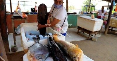 La Nación / Rehabilitan comedores en Remanso y ya está disponible la venta de pescados