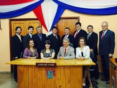 Puja electoral: Junta Municipal de  Coronel Bogado con 2 presidentes