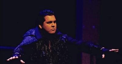 """La Nación / """"Rodri Pig"""", el actor nacional que hace reír con sus imitaciones"""