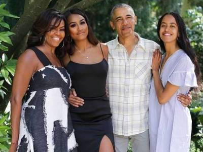 Barack Obama en el rol de suegro