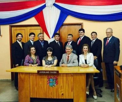 Junta Municipal de Coronel Bogado con dos presidentes