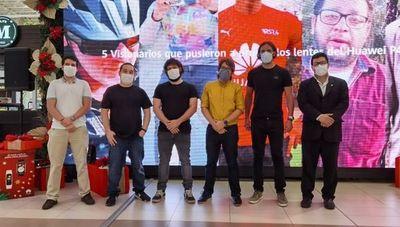 La visión de cinco reconocidas figuras quedó plasmada en la campaña Huawei Visionarios
