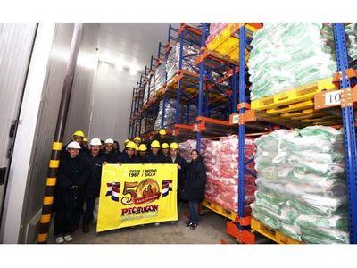 Pechugon  mantiene su volumen de exportación  a mercados exigentes