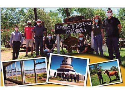 La atractiva Cambyretá se suma como polo  turístico en Itapúa