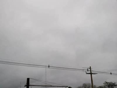 Clima inestable hoy y mejoría desde mañana