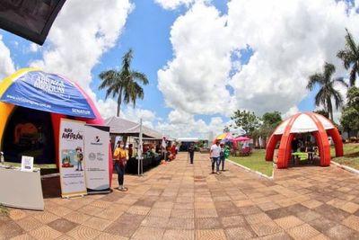 """""""Abrazá Canindeyú"""" busca potenciar la reactivación económica a través del turismo"""