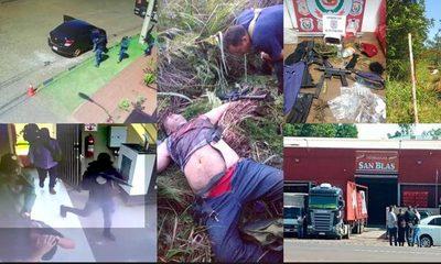 Frustrado asalto a distribuidora deja un rehén muerto y un delincuente abatido en Juan León Mallorquín – Diario TNPRESS