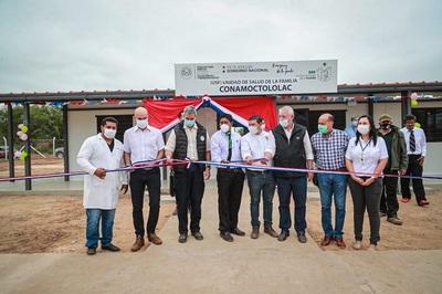 Fortalecen atención primaria de la salud en comunidades indígenas del Chaco