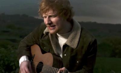 """Ed Sheeran regresa a la música con """"Afterglow"""""""