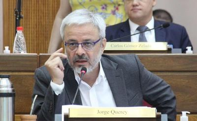 Senador critica lentitud de Gobierno para negociar con laboratorios internacionales privados