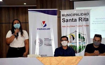 Buscan potenciar turismo en Santa Rita