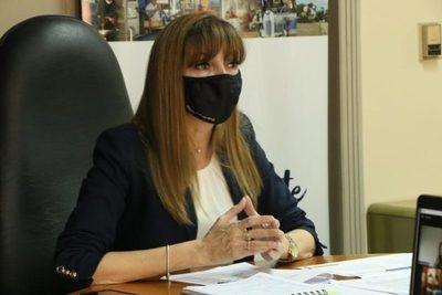 La Ministra de Trabajo, Empleo y Seguridad Social presentó informe de gestión