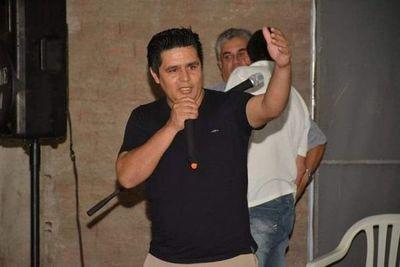 El liberal Ever Salinas reelecto presidente de la Junta Municipal de Pedro Juan Caballero