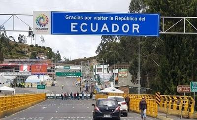HOY / Ecuador en estado de excepción y toque de queda por la mutación en el  Reino Unido