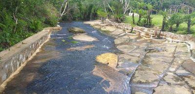 Mades interviene propiedad privada donde se represó el arroyo Ytororó