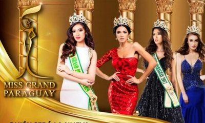 ¡Coronarán a la Miss Grand Paraguay, sin concurso!