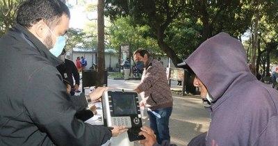 La Nación / Por precaución, suspenden comparecencias mensuales de imputados en Poder Judicial