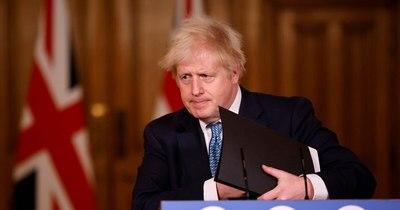 La Nación / Reino Unido, aislado a causa de la nueva cepa del coronavirus