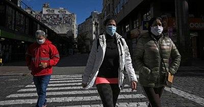 La Nación / Uruguay se encierra ante el avance del coronavirus