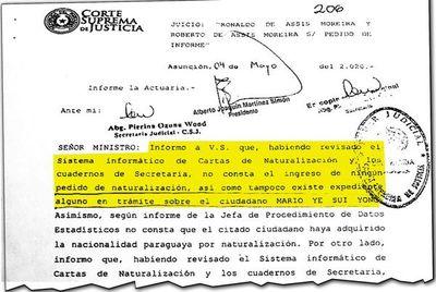 Autoridades de Paraguay y Brasil, ligados a escándalo Ronaldinho
