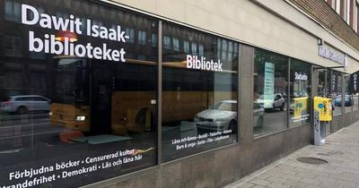 Suecia inaugura una biblioteca de libros censurados