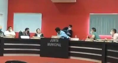 Junta de San Alberto reelige como presidente del pleno a concejal aliado de Carlos Ramírez