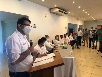 El Dr. Carlos Pallarolas presenta su candidatura a la intendencia de CDE – Diario TNPRESS